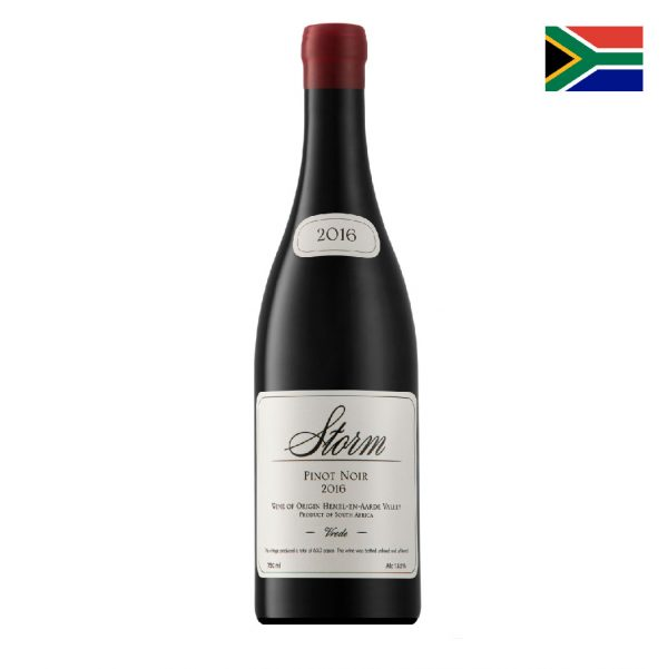 Storm Wines Vrede Pinot Noir